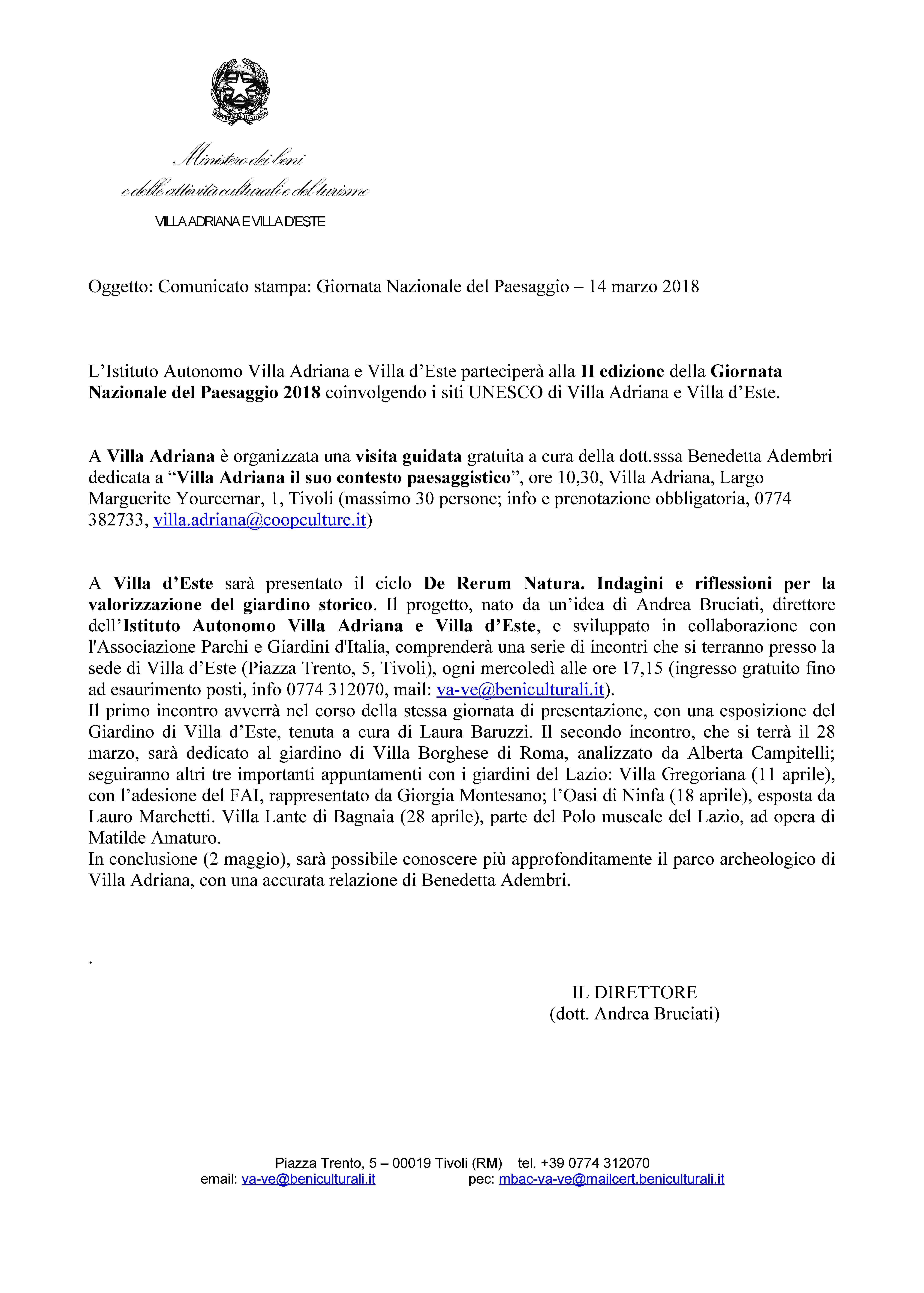 comunicato stampa de rerum natura-2
