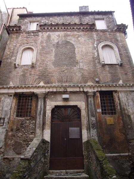 Aspetto attuale della Chiesa di S. Stefano ai Ferri