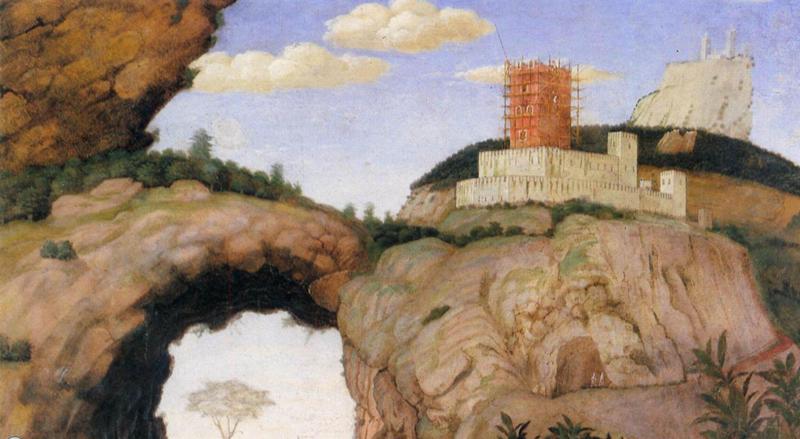 Mantegna_Costruzione_Rocca_Pia