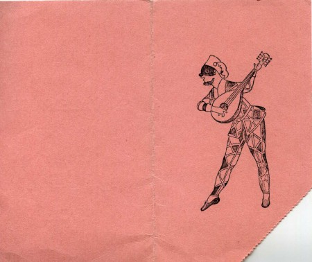 Frontespizio: Ballo di S. Valentino (courtesy Sandro Mammi)