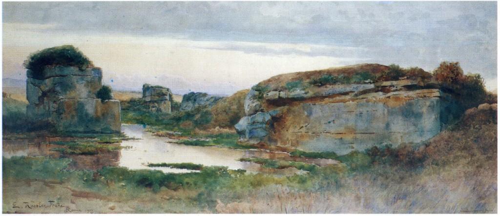 2_Franz_Le_antiche_cave_del_Barco_1903