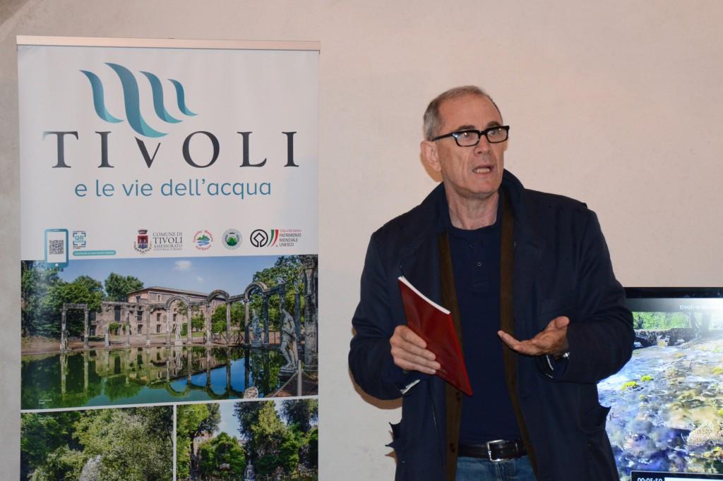 Parla l'Assessore alla Cultura del Comune di Tivoli Urbano Barberini