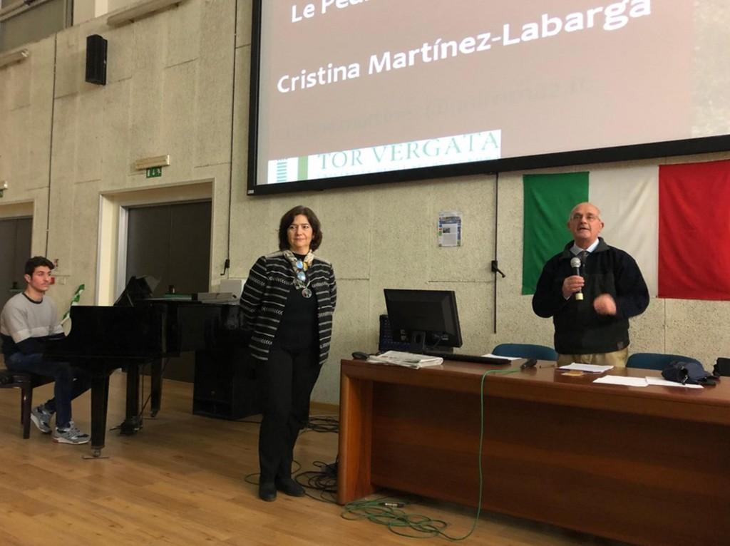 Conferenza nel Centro Agroalimentare di Roma
