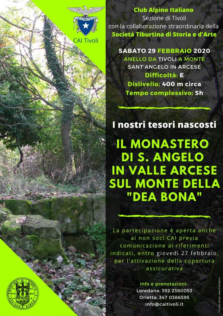 29.02.20 _ CAI _ STSA SantangeloInArcese