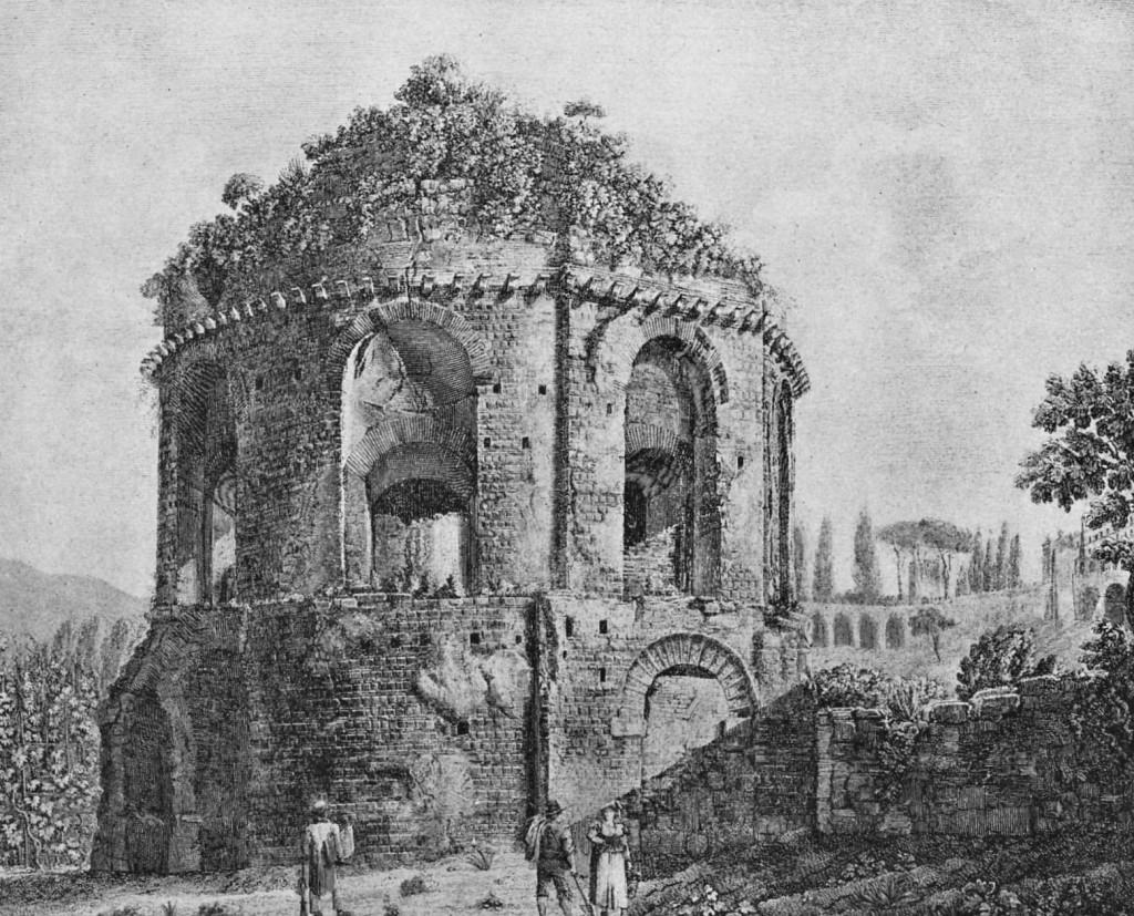 Fig. 10. Veduta di L. Rossini (1826)