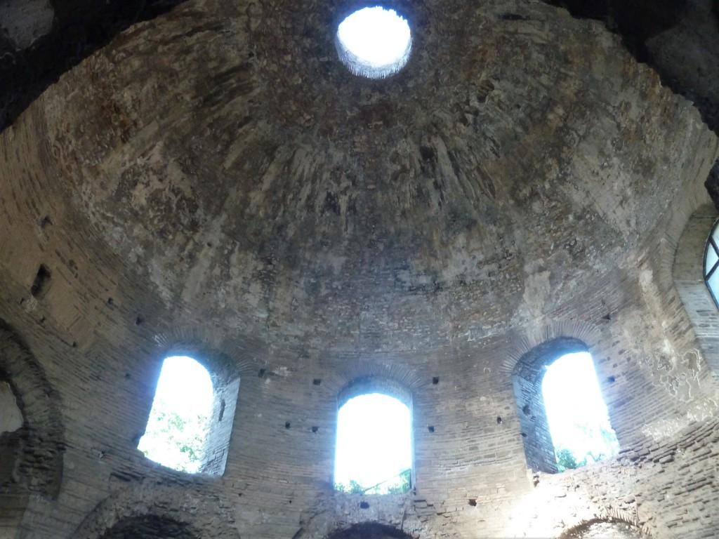 Fig. 8. Particolare della cupola